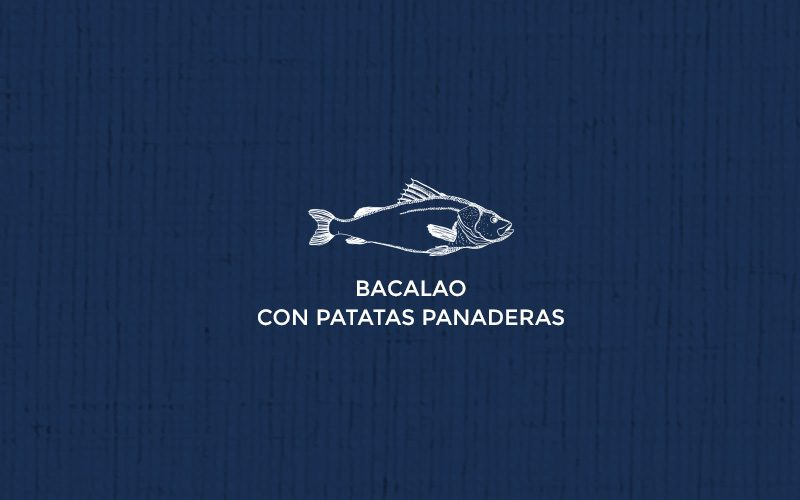 Bacalao a la vizcaína