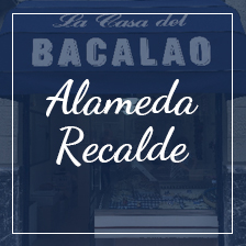 La casa del bacalao - Alameda Recalde