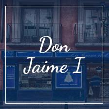 La casa del bacalao - Don Jaime I