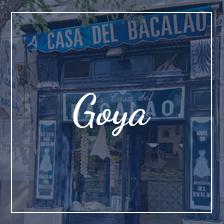 La casa del bacalao - Goya